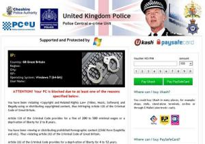 PCeU (Police Central e-crime Unit)