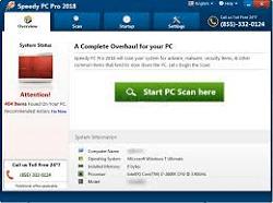 Speedy PC Pro 2018が流行の兆し。注意喚起 (駆除・対処など)